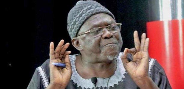 Moustapha Diakhaté prône la criminalisation du refus du port du masque