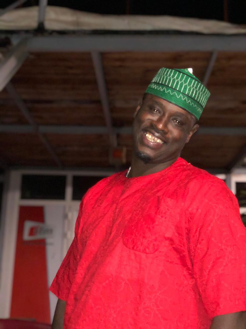 Tabaski Pape Ndiaye Thiou le danseur animateur de la 2stv