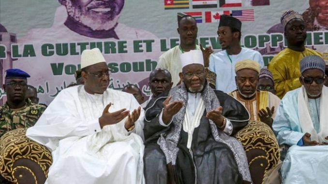 Décès du Khalife de Médina Baye : Le coup de fil du président Macky Sall à …
