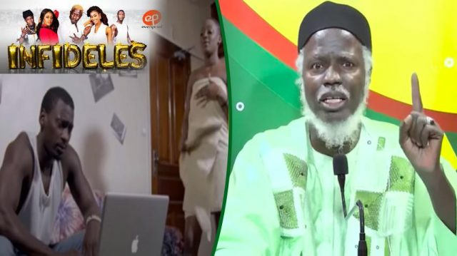 Oustaz Aliou Sall sur la série infidèle: « Lo xamné day yakh diné…Cnra lay diokhogne dafa wara… »