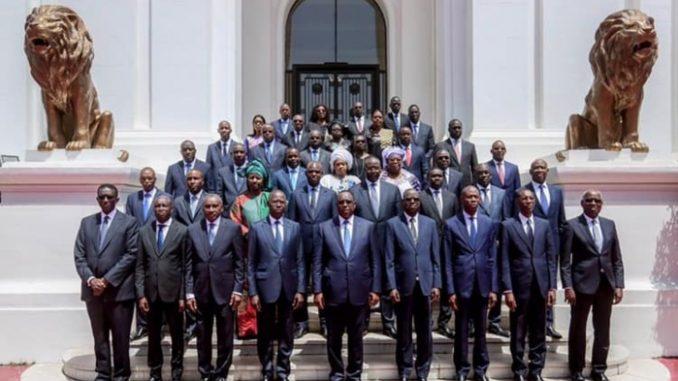 Communiqué du conseil des ministres du Mercredi 5 Août 2020