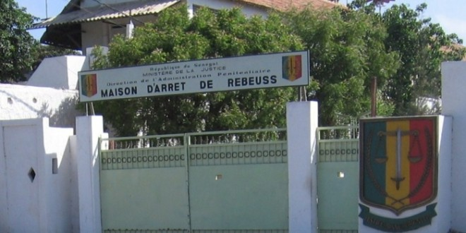 Corniche de Dakar - La prison de Rebeuss bientôt démolie, remplacée par des...