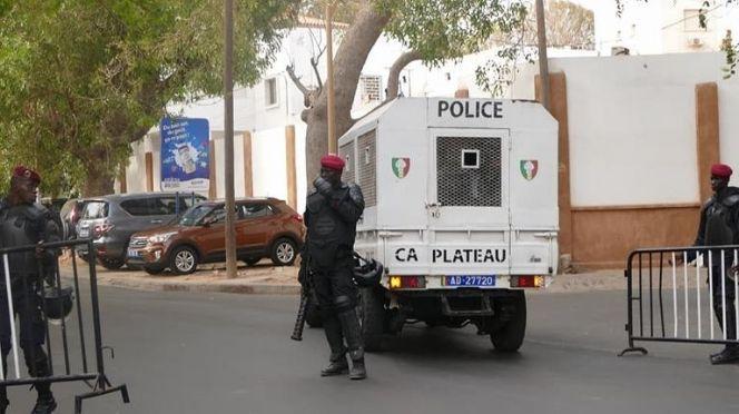 Commissariat du Plateau : Tentative d'évasion de détenus en garde à vue