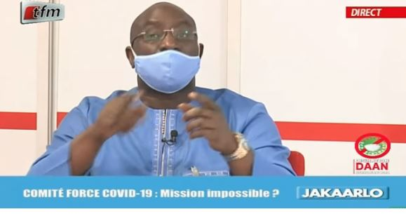 Coronavirus : Le Dr Samb demande le retour de l'état d'urgence et du confinement au Sénégal