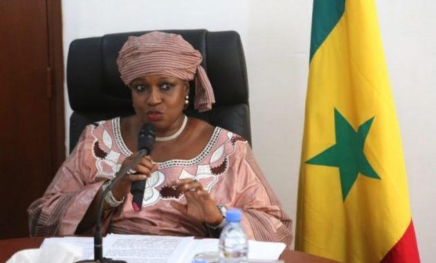 Nécrologie: Innocence Ntap Ndiaye, présidente du Haut conseil du dialogue social, perd son époux