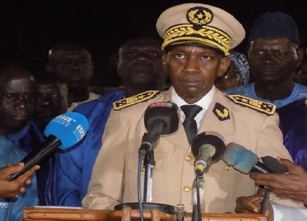 Incivilités et défiance des jeunes face à la pandémie: le gouverneur Mamadou Omar Baldé alias Jack Bauer sort la cravache
