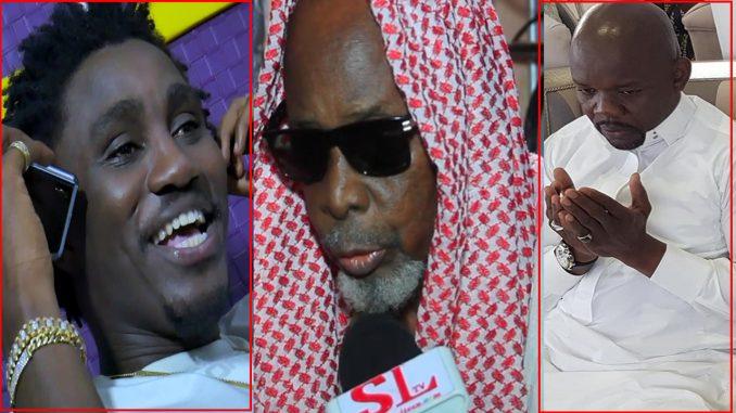 Modou Diop,malade & expulsé de chez lui en période Covid19 demande l'aide à Wally Seck et aux bonnes volontés