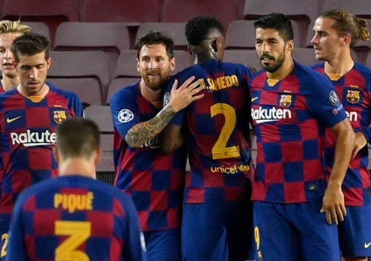 Covid 19: Un joueur du Barça testé positif
