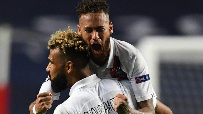 Ligue des champions : Le PSG avec un grand Choupo Moting renverse Atalanta et file en demi-finale