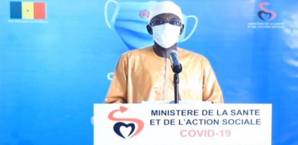 Covid-19 : 153 cas positifs dont 106 communautaires et 2 nouveaux décès