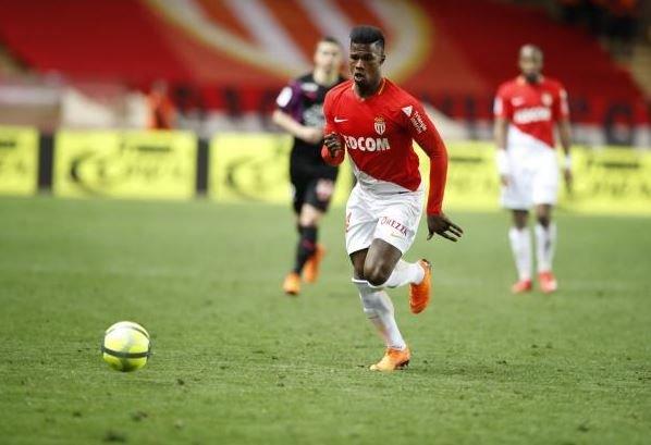 Monaco: Keita Baldé Diao fait partie des joueurs écartés par l'entraîneur