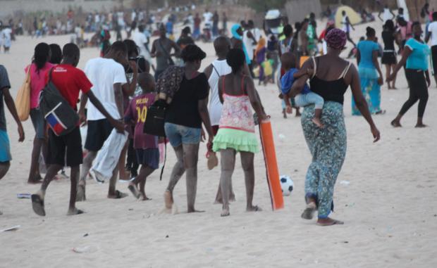 Arrêté interdisant les rassemblements et baignades sur les plages dites Hydrobase et Sal Sal, à Saint-Louis, durant les journées des 14, 15 et 16 août