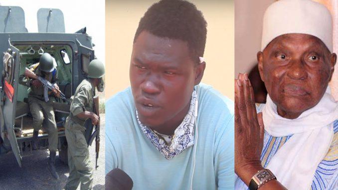 Conflit avec l'armée -La famille logée par Me Wade : expulsé par la DSCOS avec 5 camions de l'armée