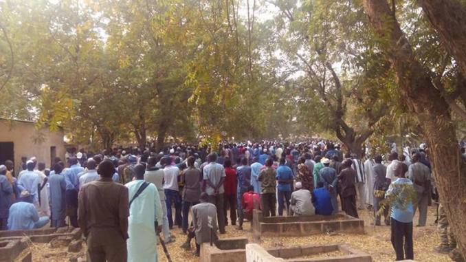 Nécrologie : Serigne Fallou Diop, représentant du Khalif général des mourides à Ziguinchor est décédé