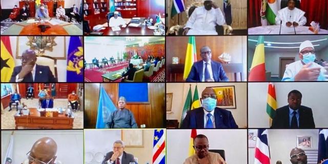 Coup d'État au Mali : Réunion d'urgence en visioconférence des Chefs d'État de la Cedeao, le Conseil de sécurité de l'ONU en réunion d'urgence.