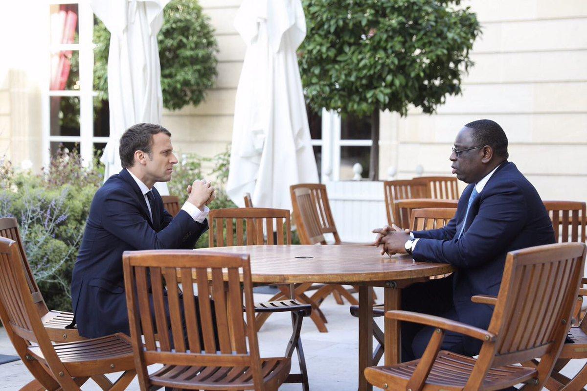 France : Les raisons de la visite du Président Macky Sall