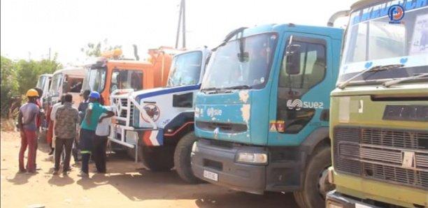 Touba : Les chauffeurs de camions de vidange de fosses septiques annoncent une grève illimitée