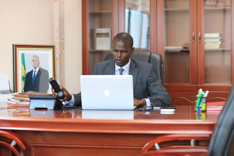 """Bara Ndiaye DG Maison de la Presse : """" Que tu t'appelles Amadou Bâ ,Mimi Touré ou autre, nous ne laisserons personne jouer avec notre parti..."""""""