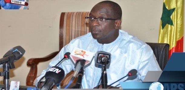 Pandémie de Covid-19 : La Grande annonce du ministre de la Santé et de l'Action sociale, Abdoulaye Diouf Sarr