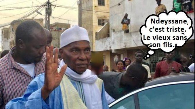 L'ultime cadeau du Sénégal à Wade…Le retour de Karim