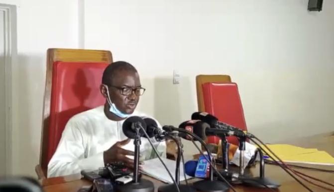 Accusations de corruption: Le juge Ousmane Kane répond au juge Yaya Amadou Dia et donne sa version des faits