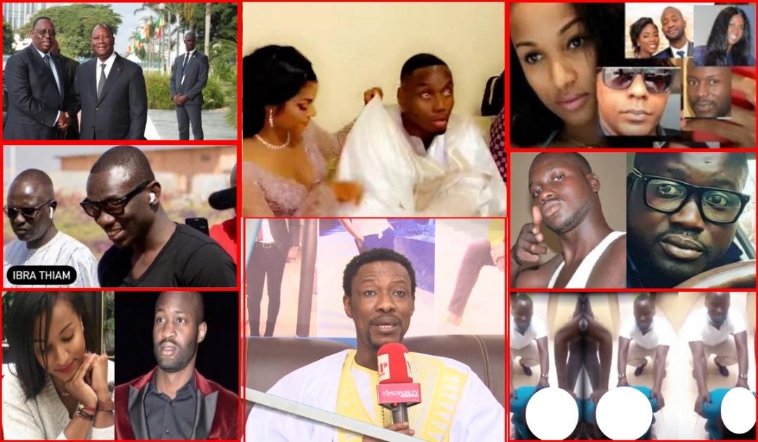 TANGE SHOW RECAP: M0rt de Hiba Thiam, liberté provisoire refusée à Dame Amar et cie,meurtre du taximan Ousseynou Diop prend 15 ans, crise au Mali, Mariage Diafara Sakho ect...