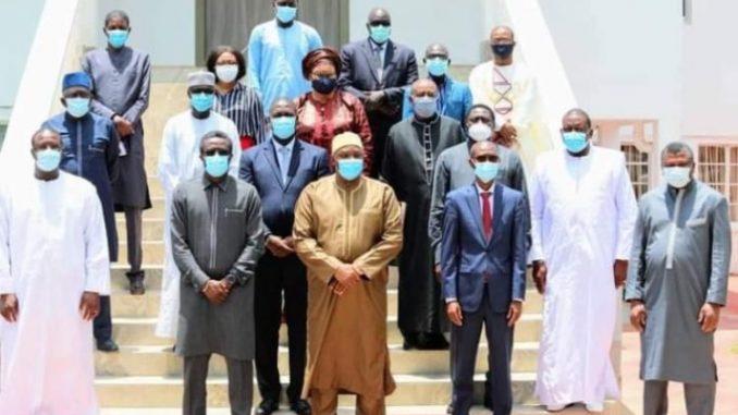 Le Sénégal envoie Abdoulaye Bousso et Soussa Seydi au chevet de la Gambie