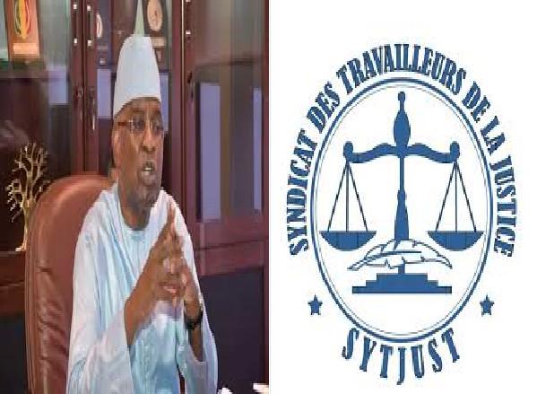 Concertation entre le Ministre de la Justice et le SYTJUST : des jalons posés pour décanter la situation