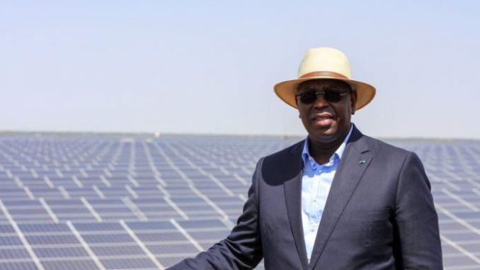 L'ÉNERGIE : Les Bons résultats du Président Macky Sall