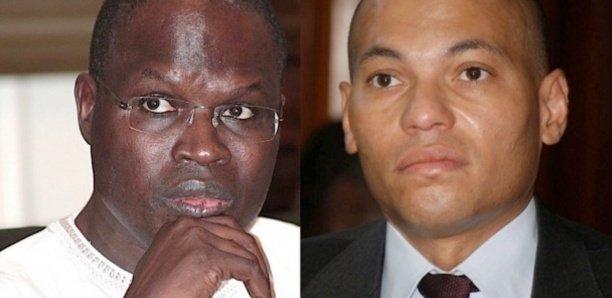 Dialogue politique : Karim Wade et Khalifa Sall, ces grands perdants...