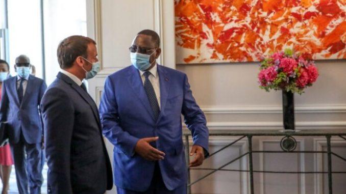 Dette africaine : La nouvelle offensive de Macky Sall devant Macron