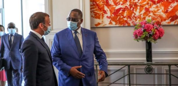Macky SALL : « Plus De 250 Entreprises Françaises Opèrent Au Sénégal, Pour Plus De 30 000 Emplois Créés »