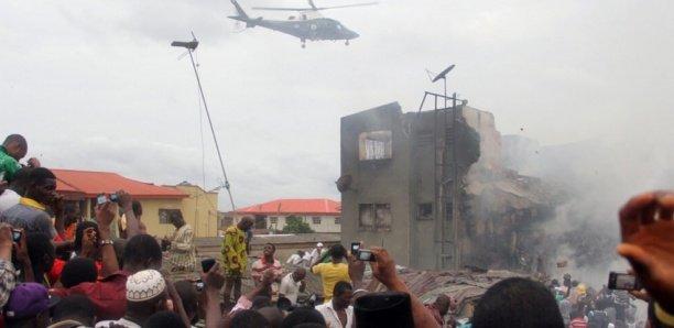 Nigeria : deux morts dans un crash d'hélicoptère à Lagos