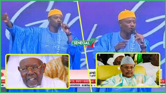 Pape Malick Mbaye explose le Grand Plateau spécial « Al amine » avec sa voix mélodieuse…