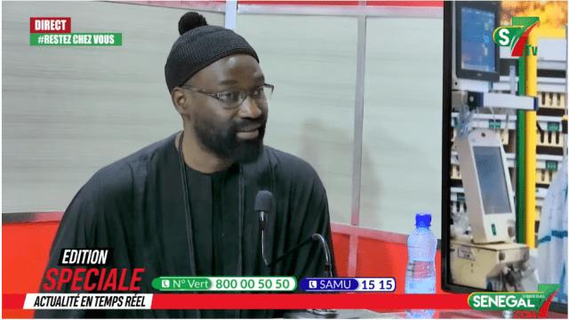 Covid- 19 – Professeur Mboup: « Na Niou Bayi di titeul Sénégalais »