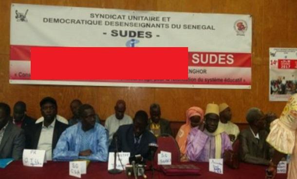 Fermeture des services du ministère de la Fonction publique: Le Sudes condamne «énergiquement cette mesure arbitraire et injuste»...
