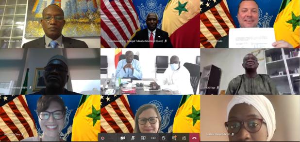 Financement des études relatives à la construction d'un réseau gazier : Les Etats unis accordent une subvention de plus de 700 millions de FCFA au Sénégal