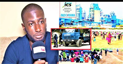Video :Voici la première réaction de Ardo Gningue après son audition à la Gendarmerie Colobane