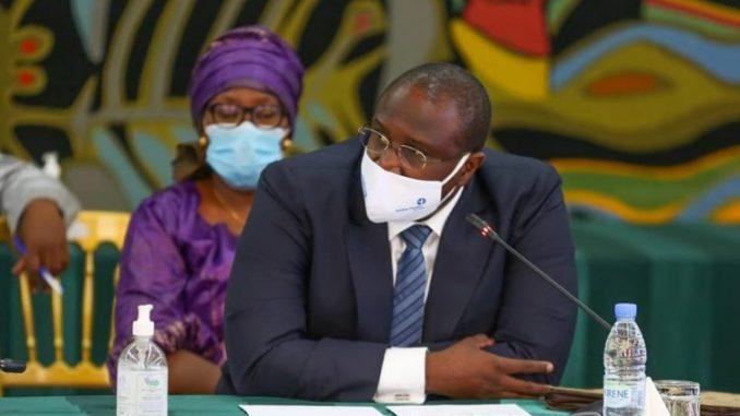 Amadou Alpha Sall : « Avec Le Masque, Il Y A Eu 40 Infections De Moins Par Jour »