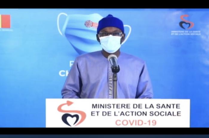 SÉNÉGAL : 83 nouveaux cas testés positifs au coronavirus, 47 nouveaux guéris, aucun nouveau décès et 33 cas graves en réanimation.