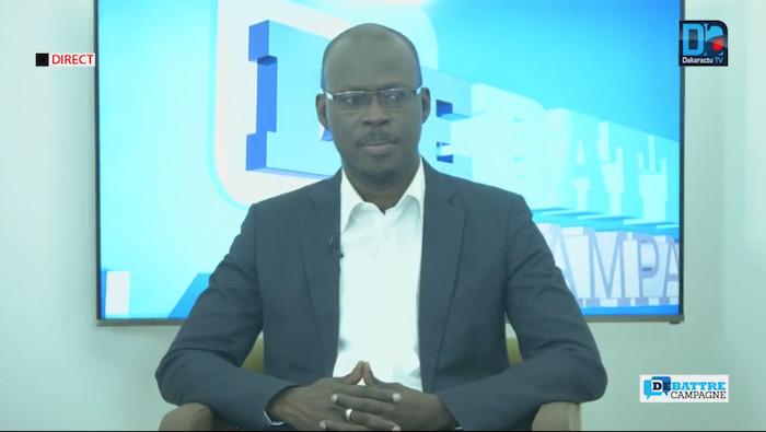 """Querelles autour du Chef de l'opposition : """"Un débat puéril"""" pour Cheikh Bamba Dièye qui met en garde"""