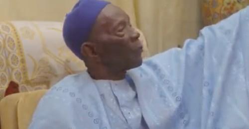 Elimane N'Dour père de Youssou Ndour: « Keurgui Sama Niak La, Dou Youssou Ndour ».Regardez