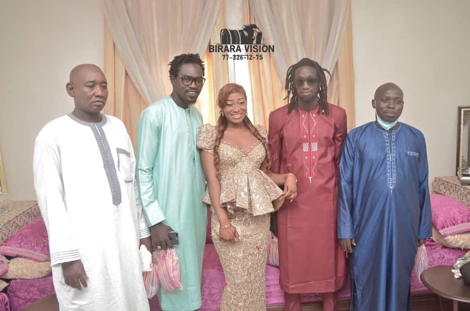 Al khayri l'artiste gambienne Mary Njie fille du promoteur culturel de Atlanta s'est pendue