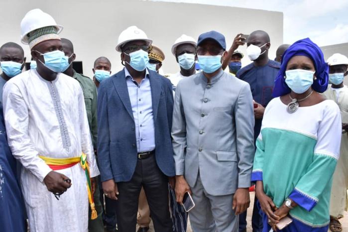 Construction de l'hôpital régional de Kaffrine / Abdoulaye Diouf Sarr : « Le chef de l'État devrait effectivement inaugurer cet hôpital en fin décembre début janvier... »