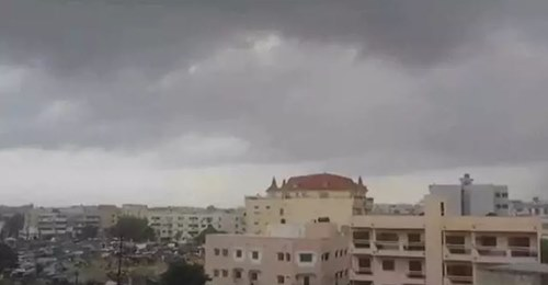 Météo : Des pluies modérées annoncées dans les prochaines heures