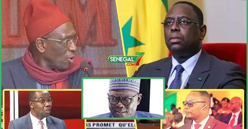 Doudou Wade sur le 3e mandat: « C'est question très dangereuse té beugouma gni dakh ma… »