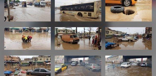 Urgent-Inondations au Sénégal : 6 morts enregistrés