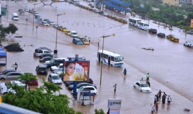 Gestion des inondations: 7 sur 10 points du plan décennal non exécutés