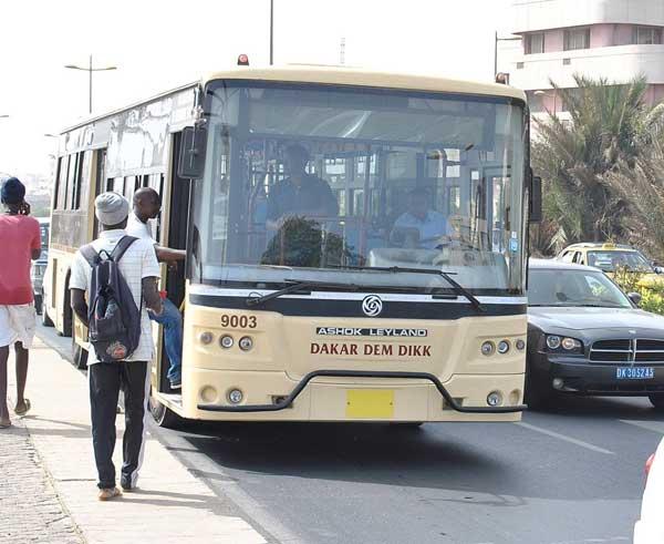 Banlieue de Dakar: Dakar Dem Dikk reprend son trafic