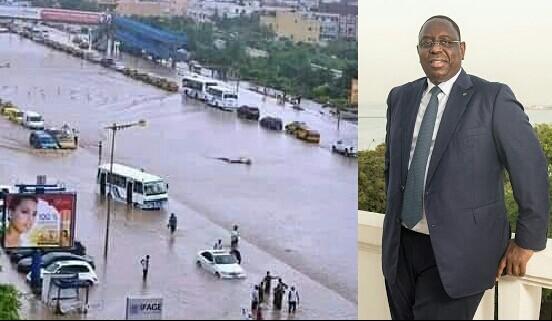Inondations : Moustapha Diakhaté actionne la VAR contre Macky